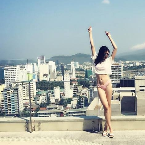 3 bộ bikini làm dân tình dậy sóng của kiều nữ Việt gần đây - 4
