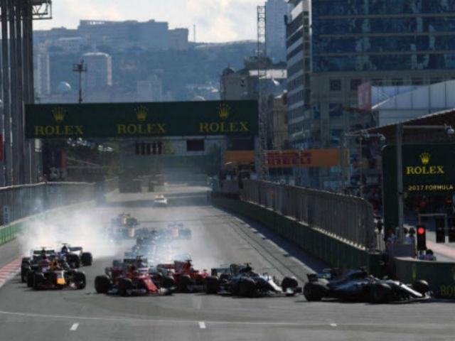 """Đua xe F1 và """"những chiếc thẻ đỏ"""": Định đoạt ngôi vương - 5"""