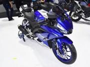 Cận cảnh Yamaha R15 v3.0 giá 109 triệu đồng tại Việt Nam