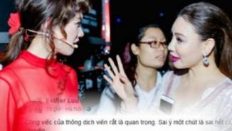 Hồ Quỳnh Hương không ngồi ghế nóng vì ghen với Hari Won: Sự thật ngã ngửa