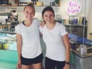 Bạn trẻ - Cuộc sống - Cô gái trẻ bỏ đại học danh tiếng để đi bán kem