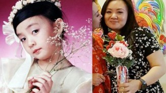 """""""Bé"""" Xuân Mai lấy chồng thuở 19, làm mẹ 2 con khi còn quá trẻ"""