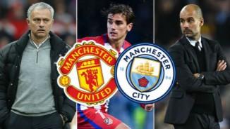 Thuyết âm mưu: Griezmann từ chối MU-Mourinho để chờ… Man City