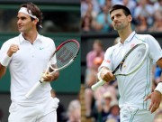"""Thể thao - BXH tennis 26/6: Federer """"tốc hành"""" phía sau Djokovic"""