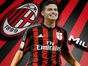 """Bóng đá - Chuyển nhượng MU 26/6: Milan """"hớt tay trên"""" vụ James"""