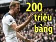 MU – Mourinho muốn Kane, Tottenham hét giá 200 triệu bảng