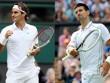"""BXH tennis 26/6: Federer """"tốc hành"""" phía sau Djokovic"""