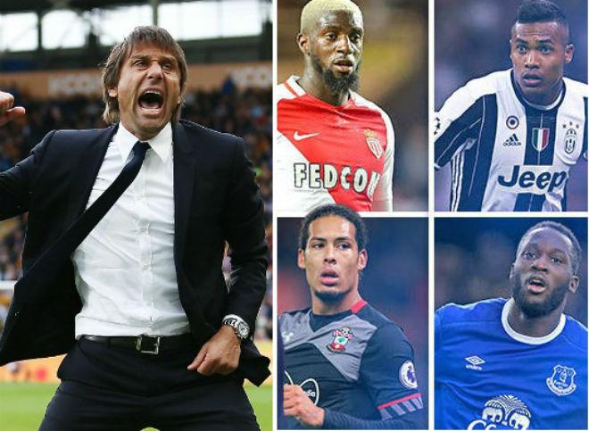 """""""Chiều"""" Conte hết cỡ, Chelsea bạo chi 240 triệu bảng - 1"""