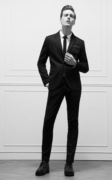 Khi đàn ông là gã lừa tình, phỉnh thế gian bằng bộ Suit - 1