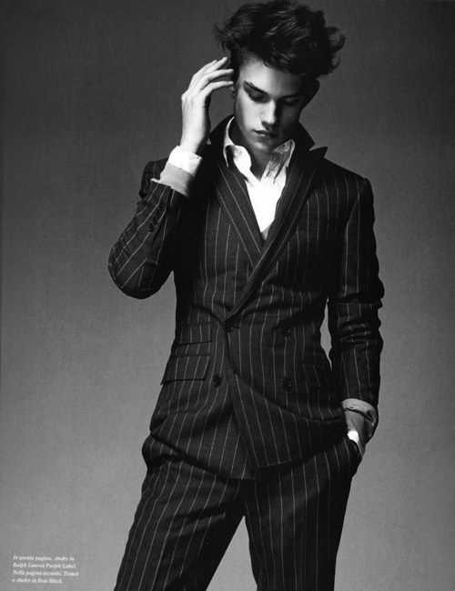 Khi đàn ông là gã lừa tình, phỉnh thế gian bằng bộ Suit - 3