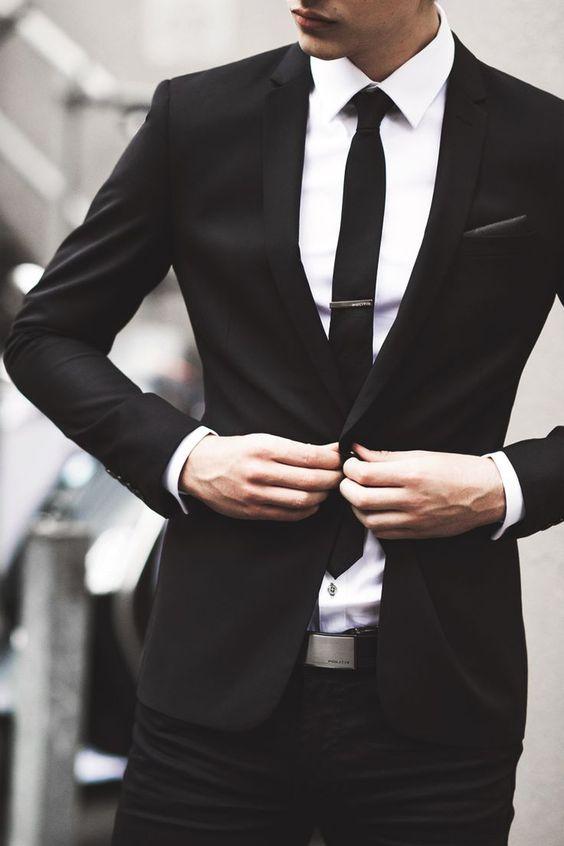 Khi đàn ông là gã lừa tình, phỉnh thế gian bằng bộ Suit - 4