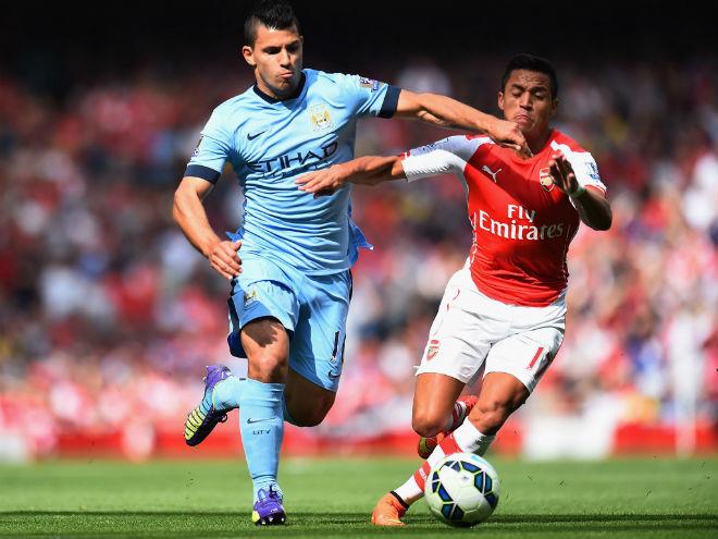 Chuyển nhượng sốc Ngoại hạng Anh: Aguero đổi chỗ Sanchez - 2