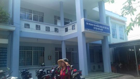 Bắt giám đốc văn phòng đăng ký đất đai huyện Phú Quốc - 1