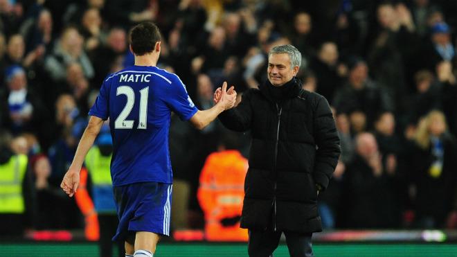 "Matic đến MU kiểm tra y tế: ""Roy Keane"" mới ở Old Trafford - 1"
