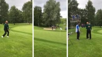 Golf 24/7: Pep Guardiola trổ tài, các cao thủ lác mắt