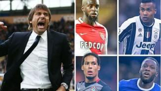 """""""Chiều"""" Conte hết cỡ, Chelsea bạo chi 240 triệu bảng"""