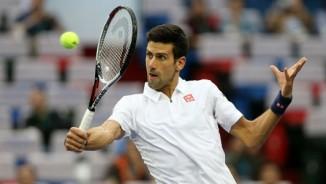 TRỰC TIẾP tennis Djokovic - Pospisil:
