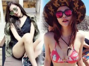 """Làm đẹp - 2 """"bà thím"""" Đài Loan gây sốc vì sexy như gái trẻ"""