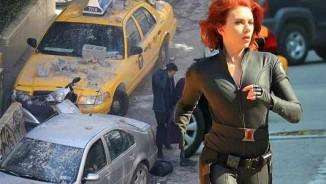Nổ bom ngay giữa phố, đoàn phim Avengers khiến người dân chạy tán loạn