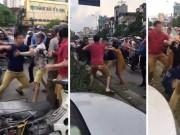 """Tin tức trong ngày - Trai Tây """"1 chọi 2"""" với đối thủ để bảo vệ bạn gái: Tạm giữ 2 người Việt"""