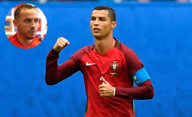 """Tin HOT bóng đá sáng 28/6: Chile quyết """"khóa giò"""" Ronaldo - 1"""