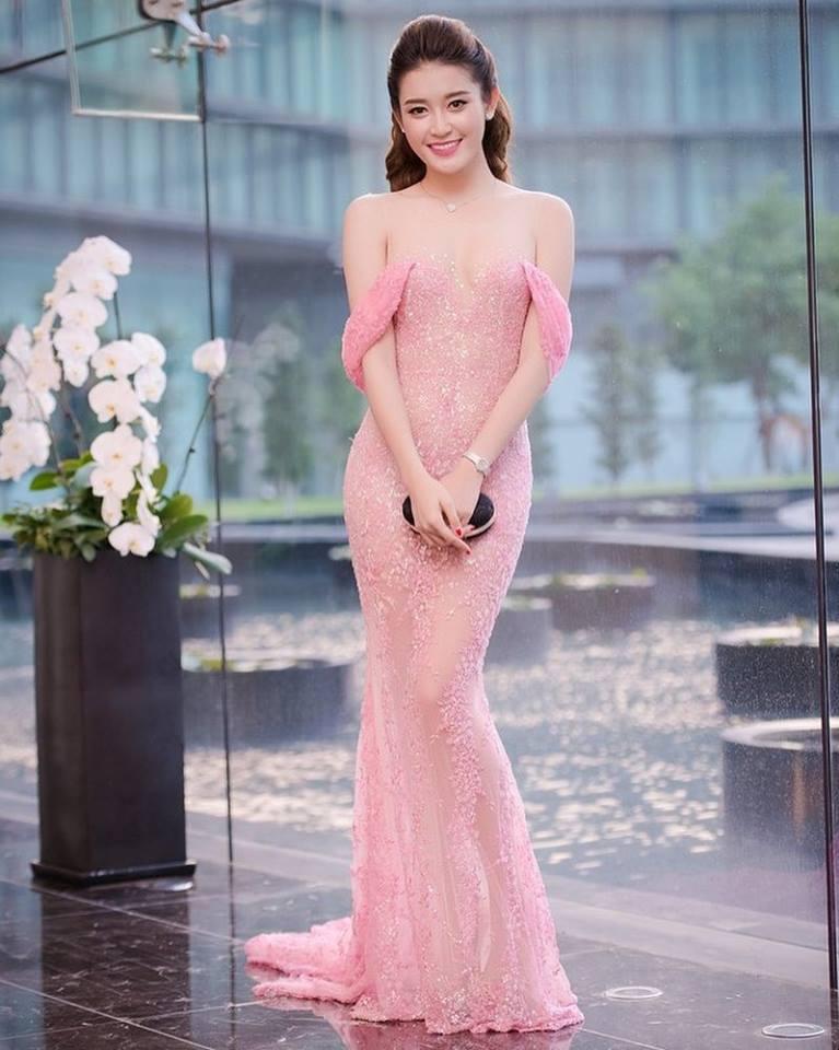 Huyền My đẹp xuất sắc vẫn cậy nhờ lò luyện hoa hậu Philippines - 2