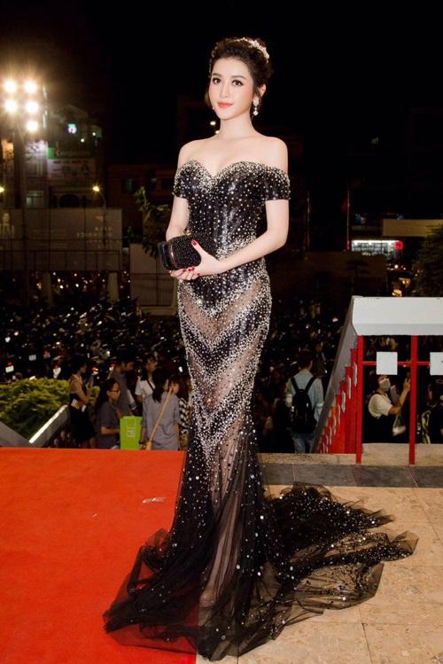 Huyền My đẹp xuất sắc vẫn cậy nhờ lò luyện hoa hậu Philippines - 4