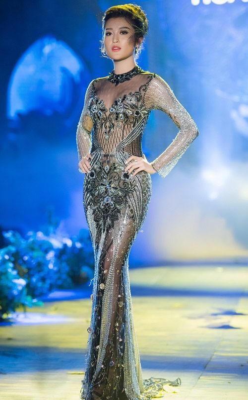 Huyền My đẹp xuất sắc vẫn cậy nhờ lò luyện hoa hậu Philippines - 5