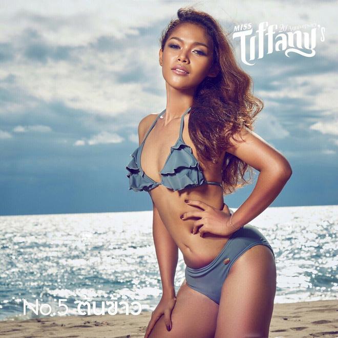 Thí sinh Hoa hậu Chuyển giới Thái 2017 sexy hết phần thiên hạ - 3