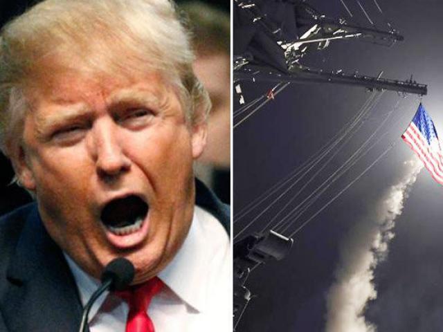 Nguy cơ Mỹ tấn công phủ đầu Syria, kích hoạt Thế chiến 3