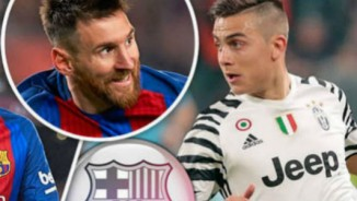 """Chuyển nhượng Barca: Cặp SAO 190 triệu bảng """"chạy mất dép"""" vì Messi"""