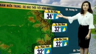 Dự báo thời tiết VTV 28/6: Bắc Bộ, Nam Bộ mưa lớn