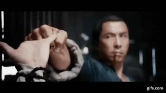 Chân Tử Đan không hề nương tay khi đánh nhau với nữ cao thủ