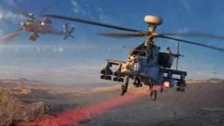 Mỹ lần đầu bắn vũ khí laser từ siêu trực thăng Apache