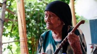 Cụ bà già nhất thế giới sống từ đời nhà Thanh