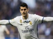 Chuyển nhượng Real: Ép giá Morata 79,5 triệu bảng