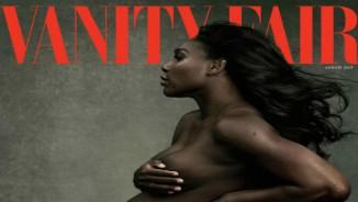 Serena gây bão: Cãi nhau với huyền thoại, khỏa thân khoe bụng bầu