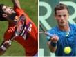 Trực tiếp tennis Aegon ngày 2: Djokovic xóa dớp trời mưa