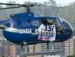"""""""Khủng bố"""" ở Venezuela: Trực thăng ném lựu đạn Tòa tối cao"""