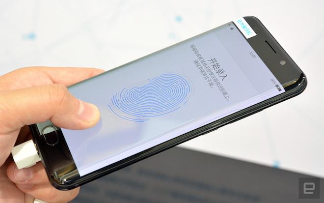 Vivo công bố công nghệ cảm ứng vân tay trên màn hình hiển thị - 1