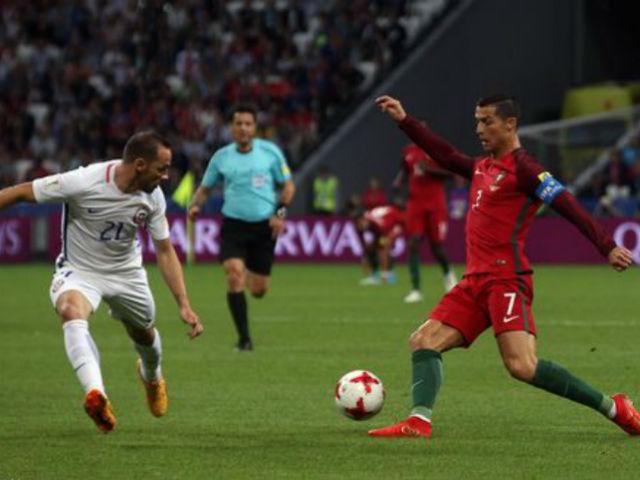 Bồ Đào Nha – Mexico: Vì danh dự, vì Ronaldo - 4