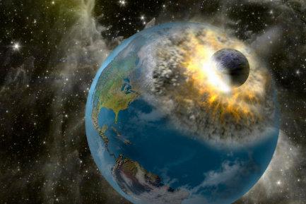 Thiên thạch như 65.000 bom nguyên tử sắp đâm Trái đất? - 1