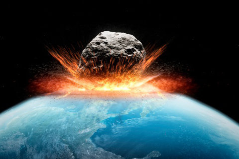 Thiên thạch như 65.000 bom nguyên tử sắp đâm Trái đất? - 2