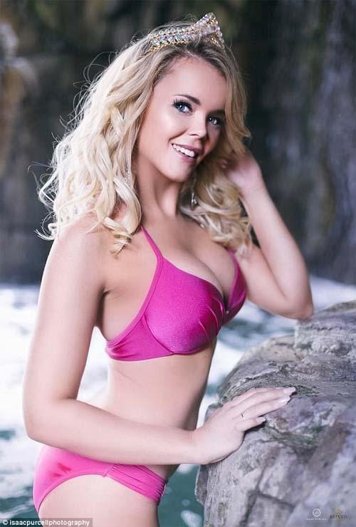 Quá khứ từng bị hãm hiếp đầy tủi nhục của Hoa hậu Quốc tế Úc - 4