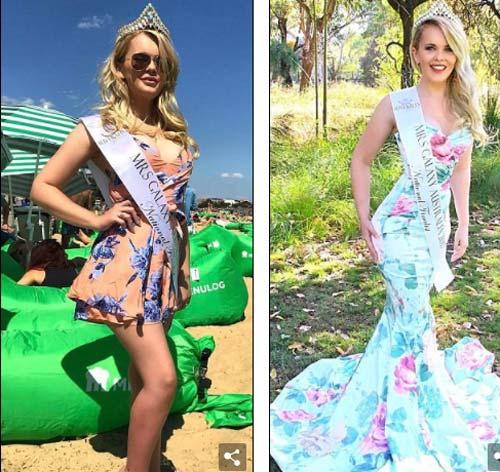 Quá khứ từng bị hãm hiếp đầy tủi nhục của Hoa hậu Quốc tế Úc - 6