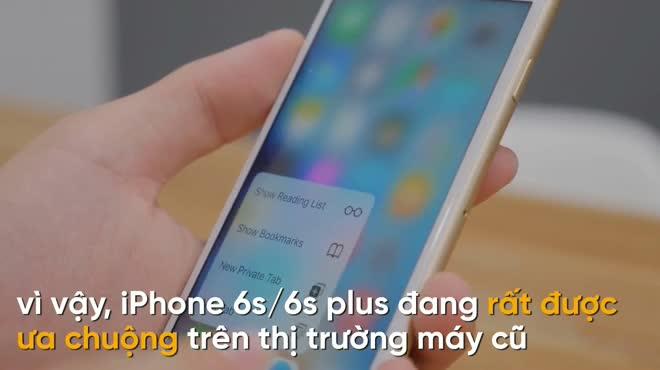 """""""Tuyệt chiêu"""" phân biệt iPhone 6s vỏ """"zin"""" và vỏ lô dựng lại"""