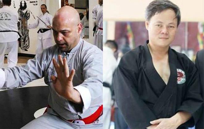 Võ sư Karate Việt Nam đấu Vịnh Xuân: Chẳng hề run sợ - 1