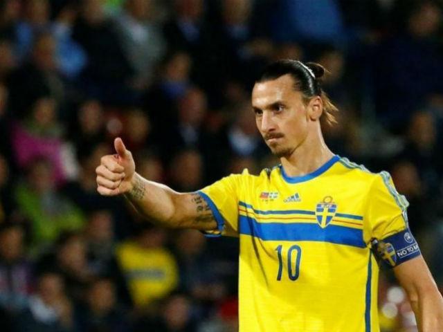 Tin HOT bóng đá tối 29/6: Ibrahimovic lại được dựng tượng