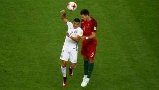 """Bồ Đào Nha - Chile: Điên rồ màn """"đấu súng"""" (BK Confederations Cup 2017)"""
