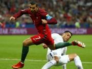 Bóng đá - Góc chiến thuật Bồ Đào Nha – Chile: Ronaldo đặt không đúng chỗ